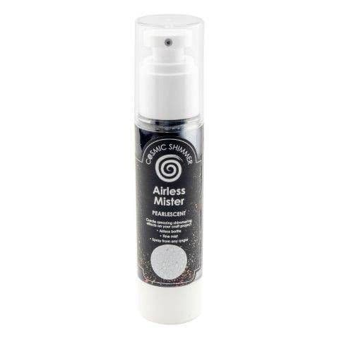 Airless Mister Pearlescent Silver Moondust (50ml) by Cosmic Shimmer